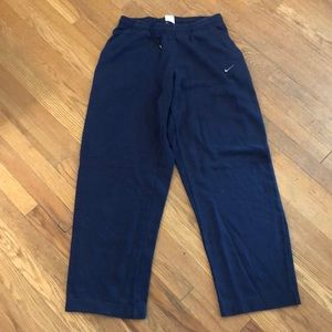 Men's Nike cotton sweatpants